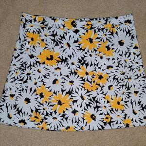 Michael Kors Sz XL Daisy Skirt
